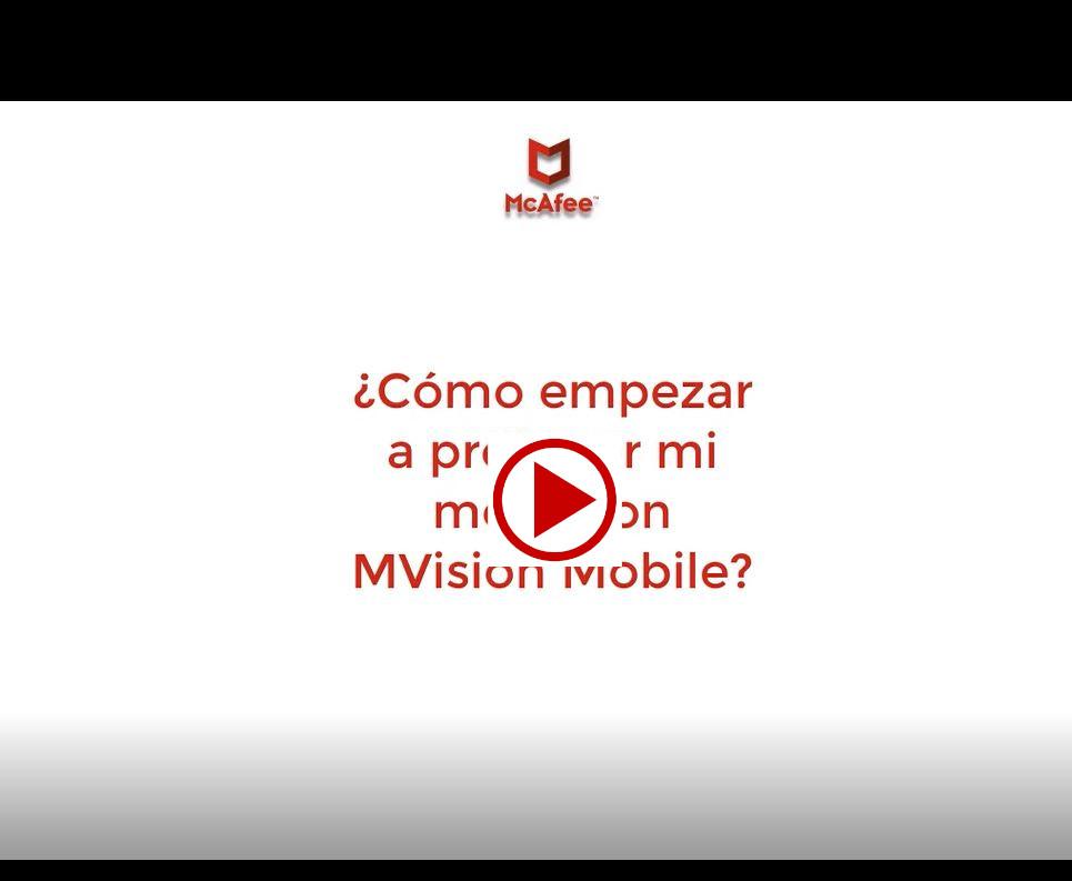 Imagen Video Mvision Mobile